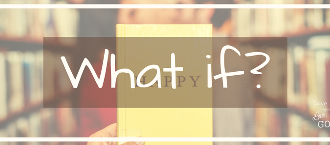 "The ""What if's"" of Marriage (for her)"