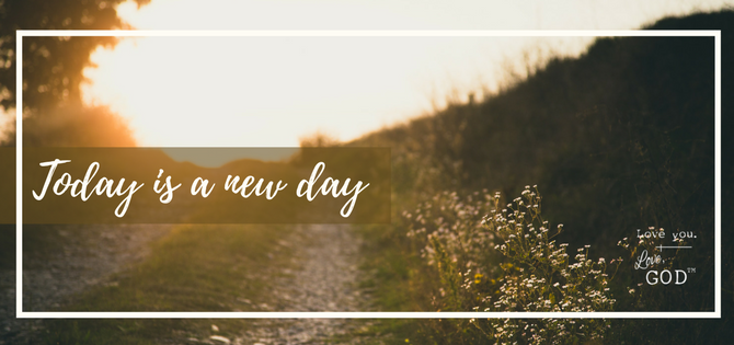 Today is a new day (a short poem)